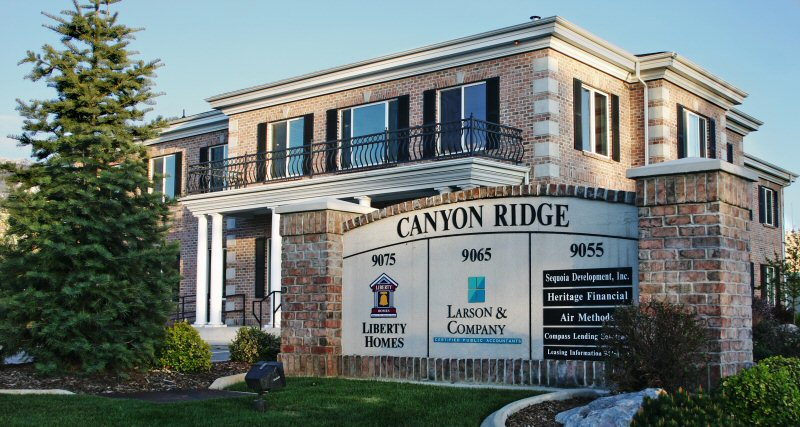 Canyon Ridge